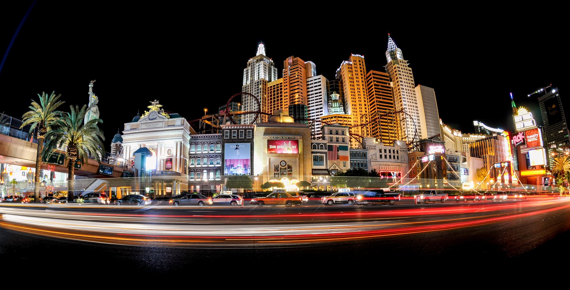 Work and Travel in Casinos - work in Las Vegas